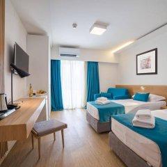 Отель Admiral Черногория, Будва - отзывы, цены и фото номеров - забронировать отель Admiral онлайн комната для гостей фото 3