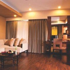Отель FuramaXclusive Sathorn, Bangkok Бангкок комната для гостей фото 3