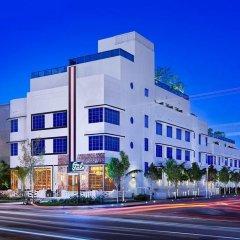 Отель Gale South Beach, Curio Collection by Hilton вид на фасад фото 2