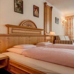 Отель Austria Bellevue Австрия, Хохгургль - отзывы, цены и фото номеров - забронировать отель Austria Bellevue онлайн комната для гостей фото 4