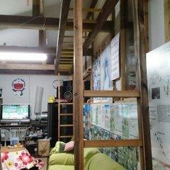 Отель Yakushima Passionkan Якусима гостиничный бар