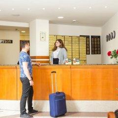 Отель Ljuljak Hotel Болгария, Золотые пески - 1 отзыв об отеле, цены и фото номеров - забронировать отель Ljuljak Hotel онлайн интерьер отеля