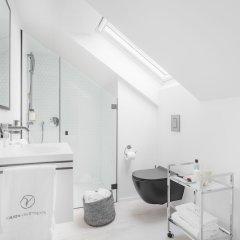 Отель Visionapartments Zurich Zweierstrasse Цюрих ванная