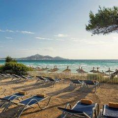 Отель Iberostar Playa de Muro Испания, Плайя-де-Муро - отзывы, цены и фото номеров - забронировать отель Iberostar Playa de Muro онлайн пляж фото 2