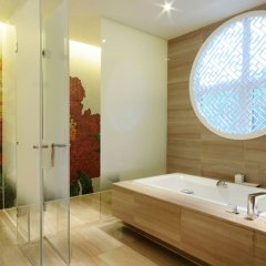 Отель Le Meridien Xiamen Китай, Сямынь - отзывы, цены и фото номеров - забронировать отель Le Meridien Xiamen онлайн ванная фото 2