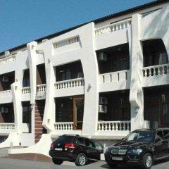 Гостиница Вилла Панама парковка