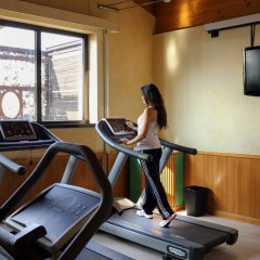 Отель Accademia Италия, Милан - отзывы, цены и фото номеров - забронировать отель Accademia онлайн фитнесс-зал фото 3