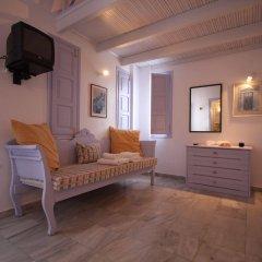 Pelagos Hotel-Oia комната для гостей