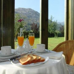 Отель Posada de Suesa Испания, Рибамонтан-аль-Мар - отзывы, цены и фото номеров - забронировать отель Posada de Suesa онлайн питание фото 2