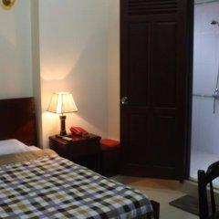 Отель Dalat Green City Далат сейф в номере