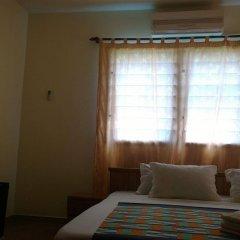 Отель The Beach house Гана, Шама - отзывы, цены и фото номеров - забронировать отель The Beach house онлайн комната для гостей фото 4