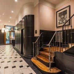 Отель King Street Townhouse Великобритания, Манчестер - отзывы, цены и фото номеров - забронировать отель King Street Townhouse онлайн интерьер отеля