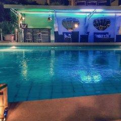 Отель Mauritius Италия, Риччоне - отзывы, цены и фото номеров - забронировать отель Mauritius онлайн бассейн