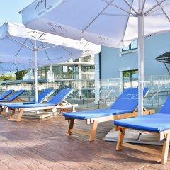 Гостиница Marine Palace бассейн