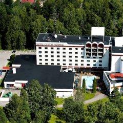 Отель Best Western Gustaf Fröding Hotel & Konferens Швеция, Карлстад - отзывы, цены и фото номеров - забронировать отель Best Western Gustaf Fröding Hotel & Konferens онлайн вид на фасад