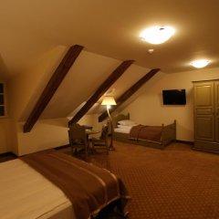 Отель Bistrampolis Manor Литва, Паневежис - отзывы, цены и фото номеров - забронировать отель Bistrampolis Manor онлайн комната для гостей фото 4