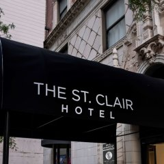 The St. Clair Hotel – Magnificent Mile городской автобус