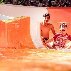 Отель Pullman Oceanview Sanya Bay Resort & Spa бассейн