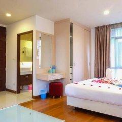 Отель iCheck inn Residences Patong 3* Стандартный номер разные типы кроватей фото 9