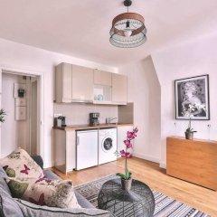 "Апартаменты Family Apartment ""buttes Chaumont"" Париж в номере"