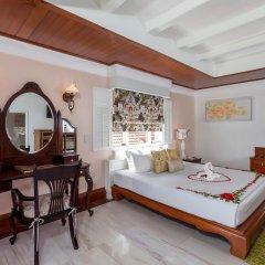 Отель Thavorn Beach Village Resort & Spa Phuket комната для гостей фото 4