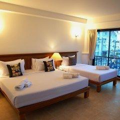 Leelawadee Boutique Hotel 3* Номер Делюкс с различными типами кроватей