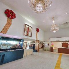 Отель Miyuki Hamabaru Resort Центр Окинавы интерьер отеля фото 2