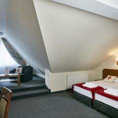 Отель Logos Польша, Закопане - 3 отзыва об отеле, цены и фото номеров - забронировать отель Logos онлайн комната для гостей фото 3