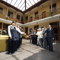 Отель Best Western Los Andes de América