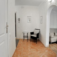 Гостиница Domumetro na Novyh Cheremushkah комната для гостей фото 5