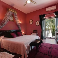 Отель Hacienda El Santiscal - Adults Only комната для гостей фото 3