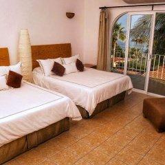 Отель Villa Oceano Мексика, Сан-Хосе-дель-Кабо - отзывы, цены и фото номеров - забронировать отель Villa Oceano онлайн комната для гостей фото 2