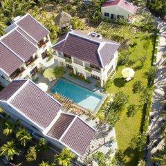 Отель Green Boutique Villa Вьетнам, Хойан - отзывы, цены и фото номеров - забронировать отель Green Boutique Villa онлайн бассейн