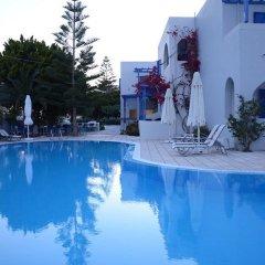 Отель Hippocampus Hotel Греция, Остров Санторини - отзывы, цены и фото номеров - забронировать отель Hippocampus Hotel онлайн бассейн фото 2
