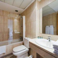 Отель Wootravelling Plaza De Oriente Homtels Мадрид ванная