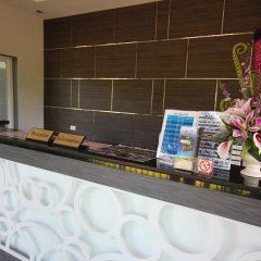 Отель Phutaralanta Resort Ланта интерьер отеля