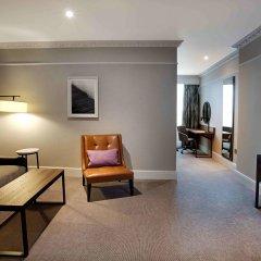 Отель Hilton Edinburgh Carlton комната для гостей фото 13