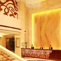 Отель Howard Johnson Business Club Китай, Шанхай - отзывы, цены и фото номеров - забронировать отель Howard Johnson Business Club онлайн интерьер отеля фото 2