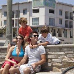 Отель Kimpton Shorebreak Huntington Beach Resort детские мероприятия