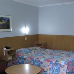 Отель Scottys Motel комната для гостей