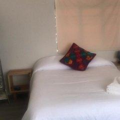 Отель Hermila Tlalpan Suites Мехико комната для гостей фото 5