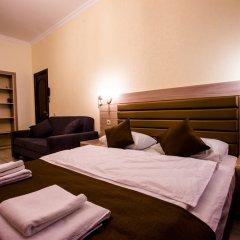 Мини-Отель City Life 2* Стандартный номер с двуспальной кроватью фото 7