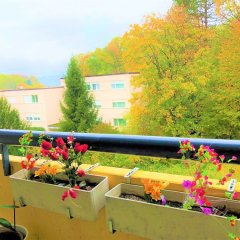 Отель Zürich Star балкон