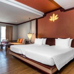 Отель Novotel Samui Resort Chaweng Beach Kandaburi комната для гостей фото 5