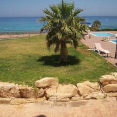 Отель Pallinio Apartments Кипр, Протарас - отзывы, цены и фото номеров - забронировать отель Pallinio Apartments онлайн пляж фото 2