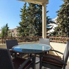 Отель dormirenville - Nice Poètes Франция, Ницца - отзывы, цены и фото номеров - забронировать отель dormirenville - Nice Poètes онлайн балкон