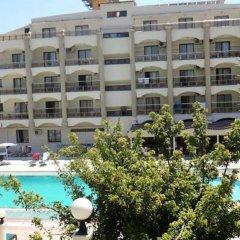Temple Beach Hotel Турция, Алтинкум - отзывы, цены и фото номеров - забронировать отель Temple Beach Hotel онлайн бассейн фото 3