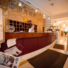 Гостиница Амбассадор интерьер отеля фото 2