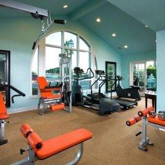 Отель Milo Santa Barbara фитнесс-зал