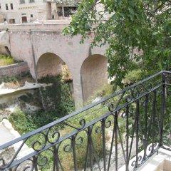 El Puente Cave Hotel Турция, Ургуп - 1 отзыв об отеле, цены и фото номеров - забронировать отель El Puente Cave Hotel онлайн балкон